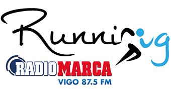 Logo RunningVigo baja